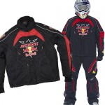 Red Bull Kini Snowmobile Suit Jacket 14
