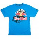 Red Bull Kini Motorparts Tee Blue